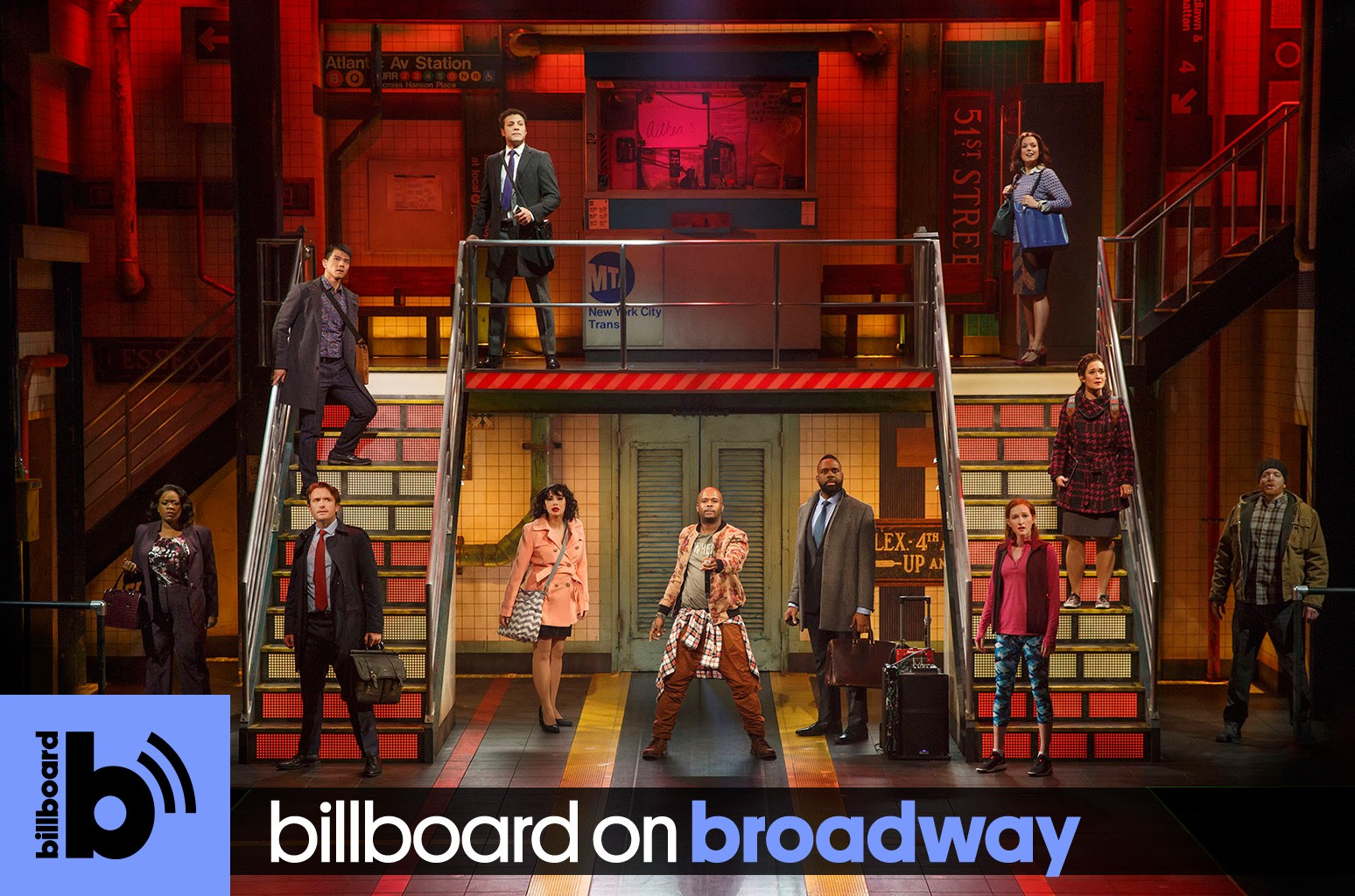 In-Transit Broadway Musical