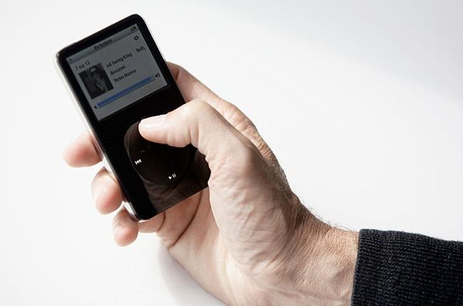Ipod, 2008.