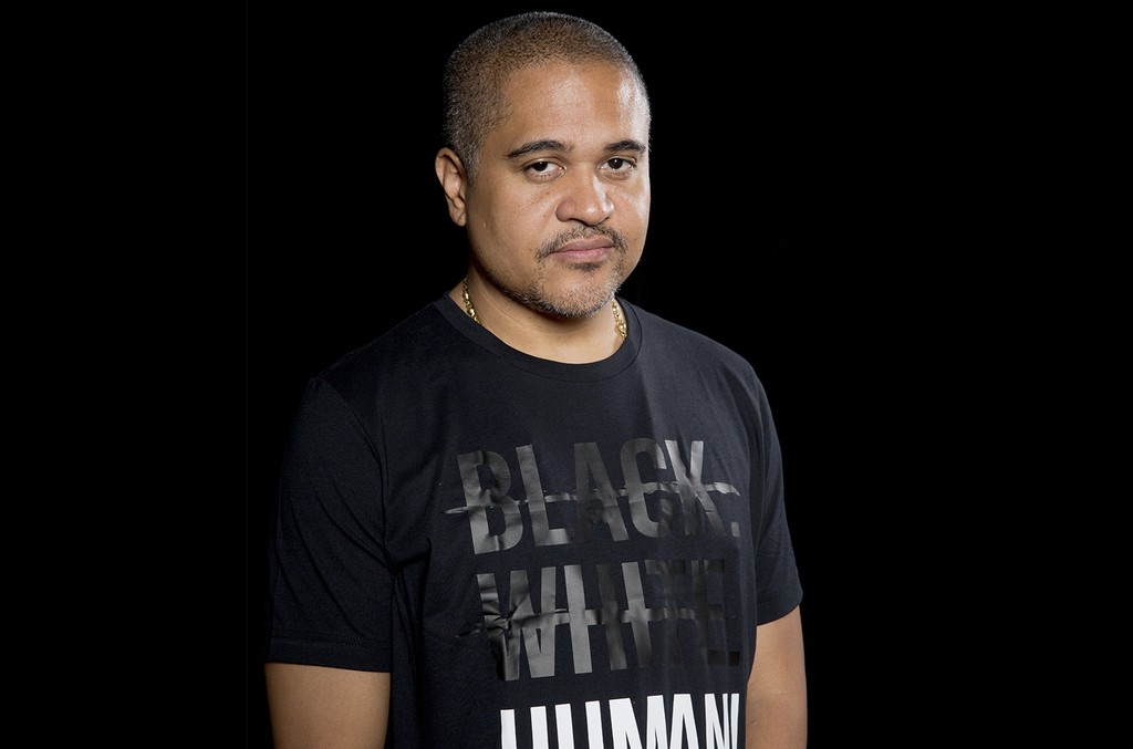 Irv Gotti photographed at the New World Center on Day 1 of the American Black Film Festival on June 15, 2017 in Miami.