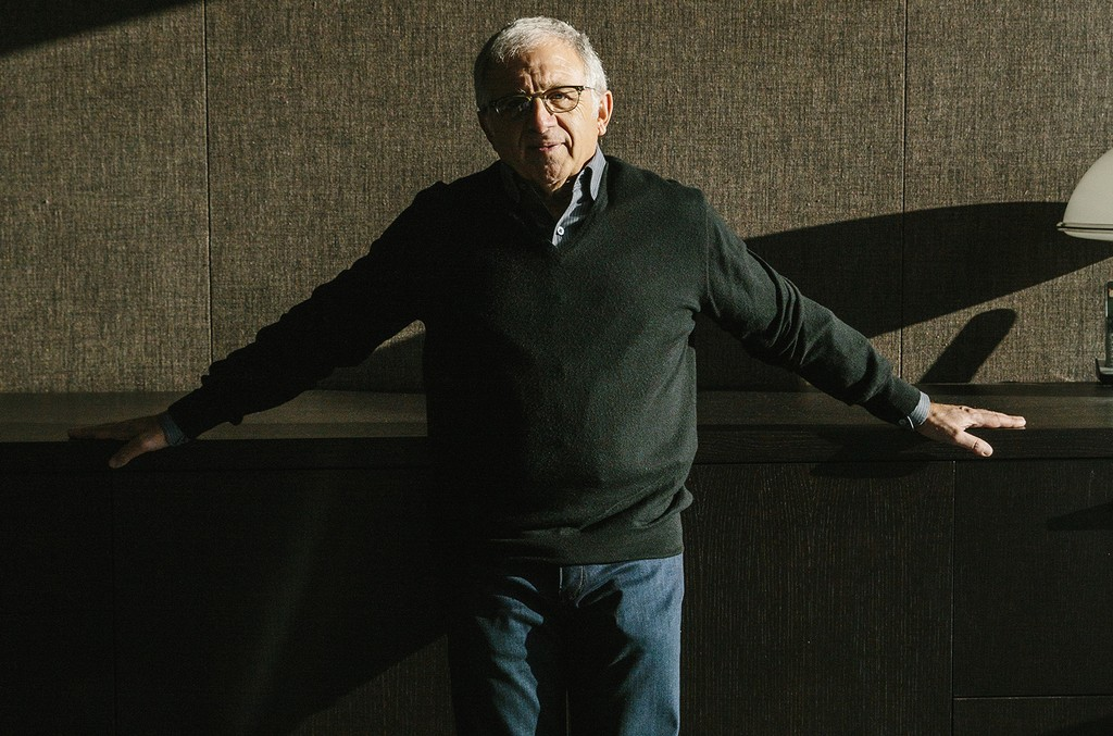 Irving Azoff photographed in 2016