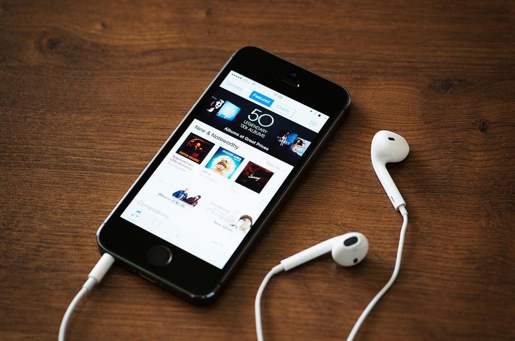 iTunes Music Chart