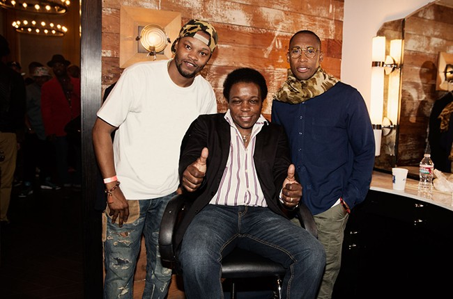 BJ the Chicago Kid, Lee Fields, Raphael Saadiq 2015
