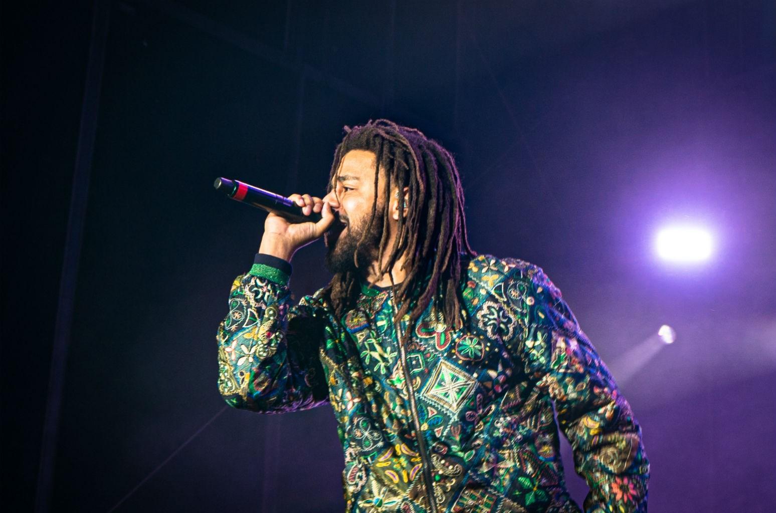 J. Cole Eyes Three Strong Starts on U.K. Singles Chart