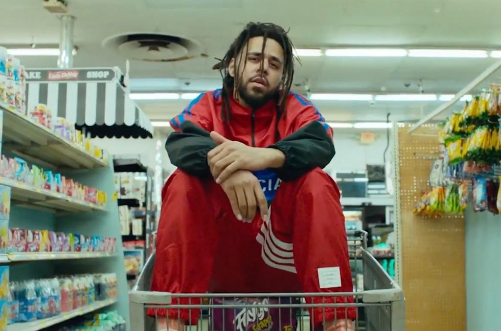 "J. Cole, ""Middle Child"""