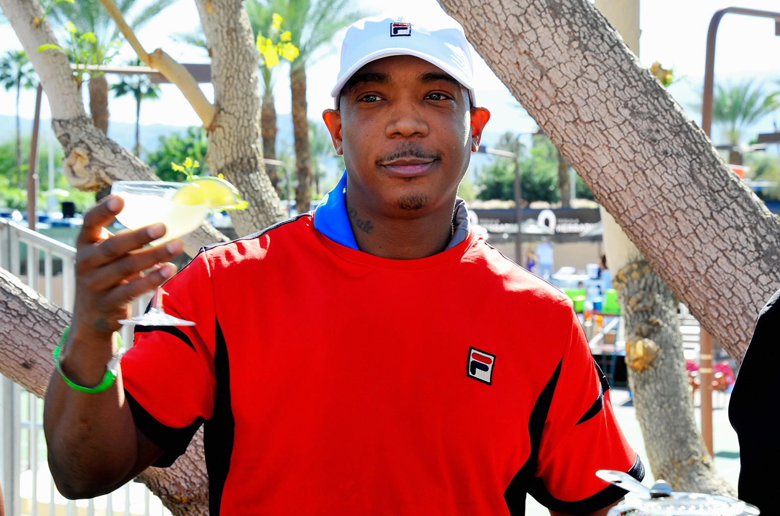 Ja Rule attends the 12th Annual Desert Smash Benefiting St. Jude Children's Research Hospital presented by Tequila Herradura on March 8, 2016 in Rancho Mirage, Calif.