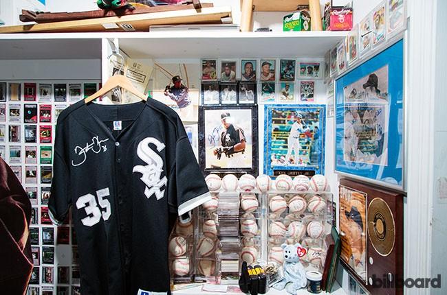 Jack Antonoff's childhood bedroom