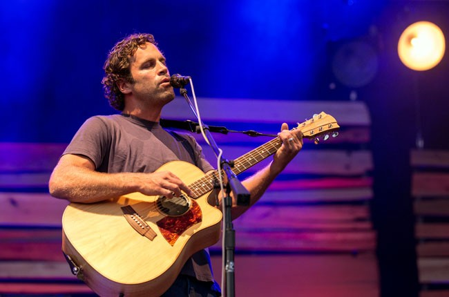 Jack Johnson at Firefly 2014