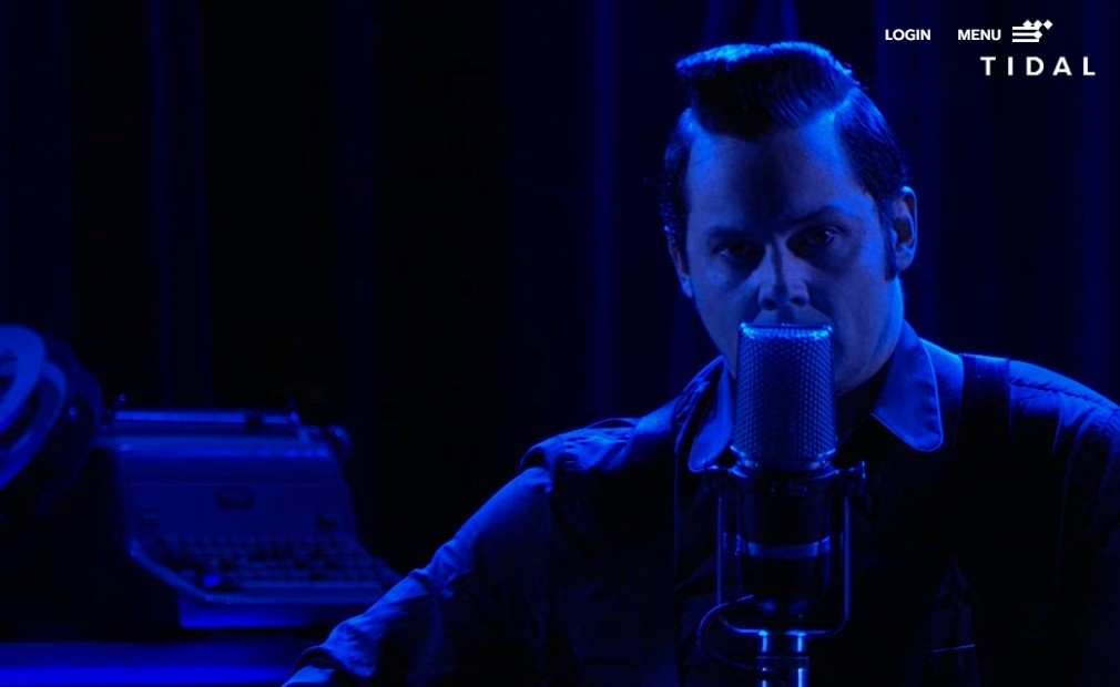 Jack White & Band play the Fargo Theatre