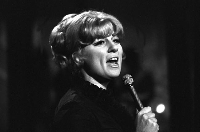 Jackie Trent on tv 1968