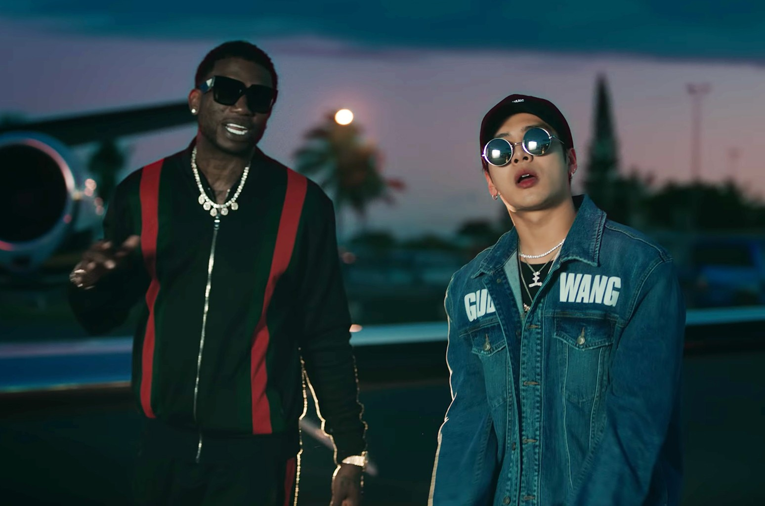 "Jackson Wang ft. Gucci Mane, ""Different Game"""