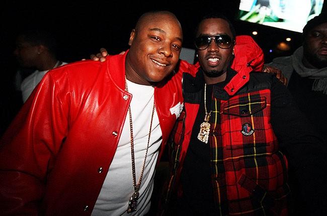 Jadakiss and P. Diddy