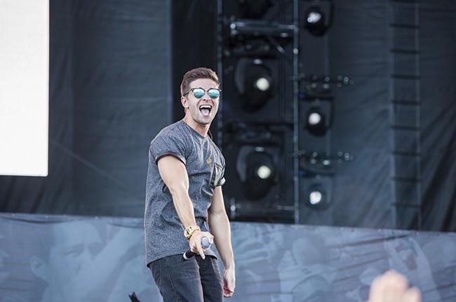 Jake Miller at iHeartRadio 2014