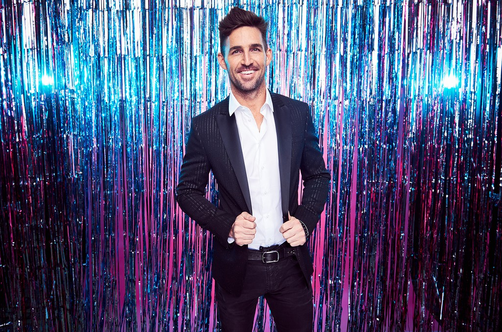 Jake Owen poses for a portrait at Music City Convention Center on June 7, 2017 in Nashville, Tenn.
