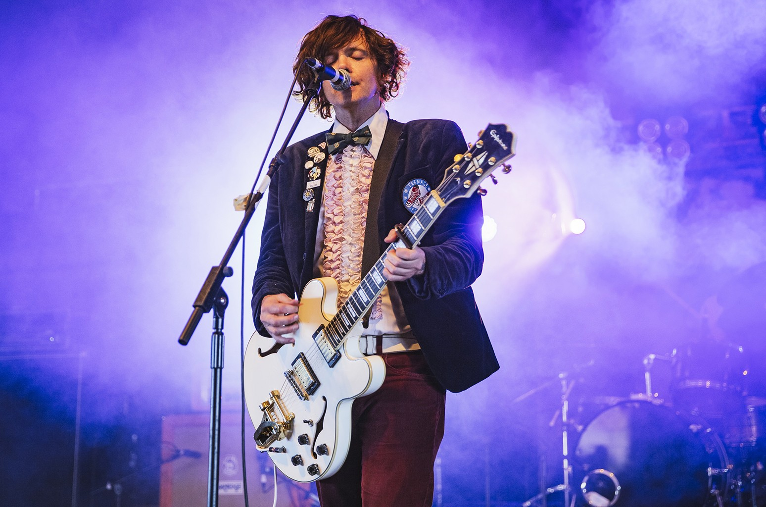 James Alex of Beach Slang
