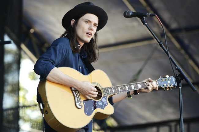 Austin City Limits 2014 -- James Bay