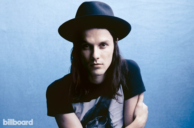 James Bay photographed on Sept. 19, 2015 in Las Vegas.