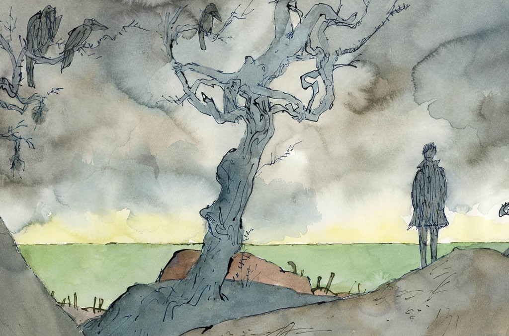 """James Blake,  """"The Colour In Anything"""""""