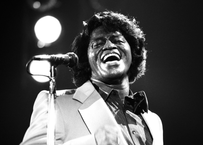 James Brown, 1980