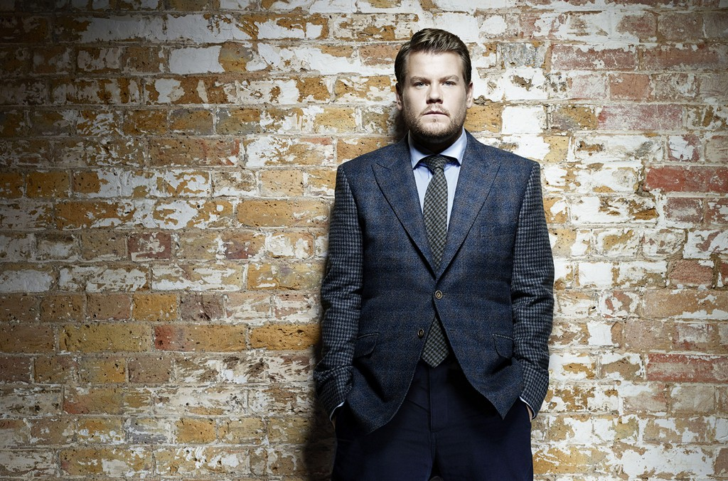 """James Corden takes over as host of """"The Late Late Show with James Corden"""" Monday, March 23, 2015."""