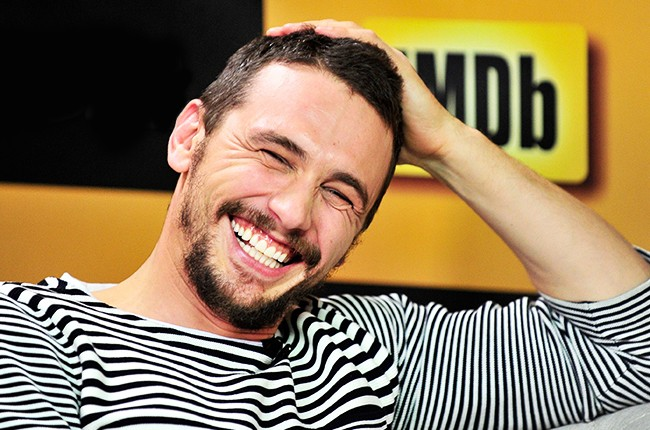 James Franco sundance 2015