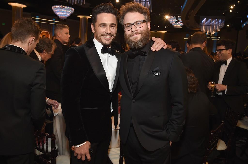 James Franco & Seth Rogen, 2018