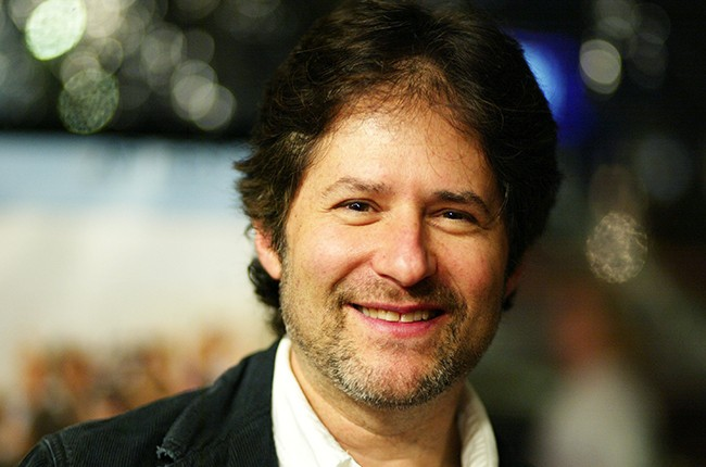 Composrer James Horner photographed on November 9, 2003 in Hollywood.