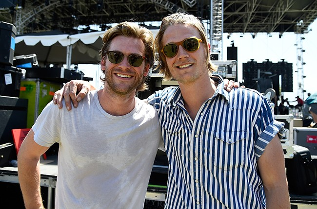 Jonathan Clay and Zach Chance of Jamestown Revival