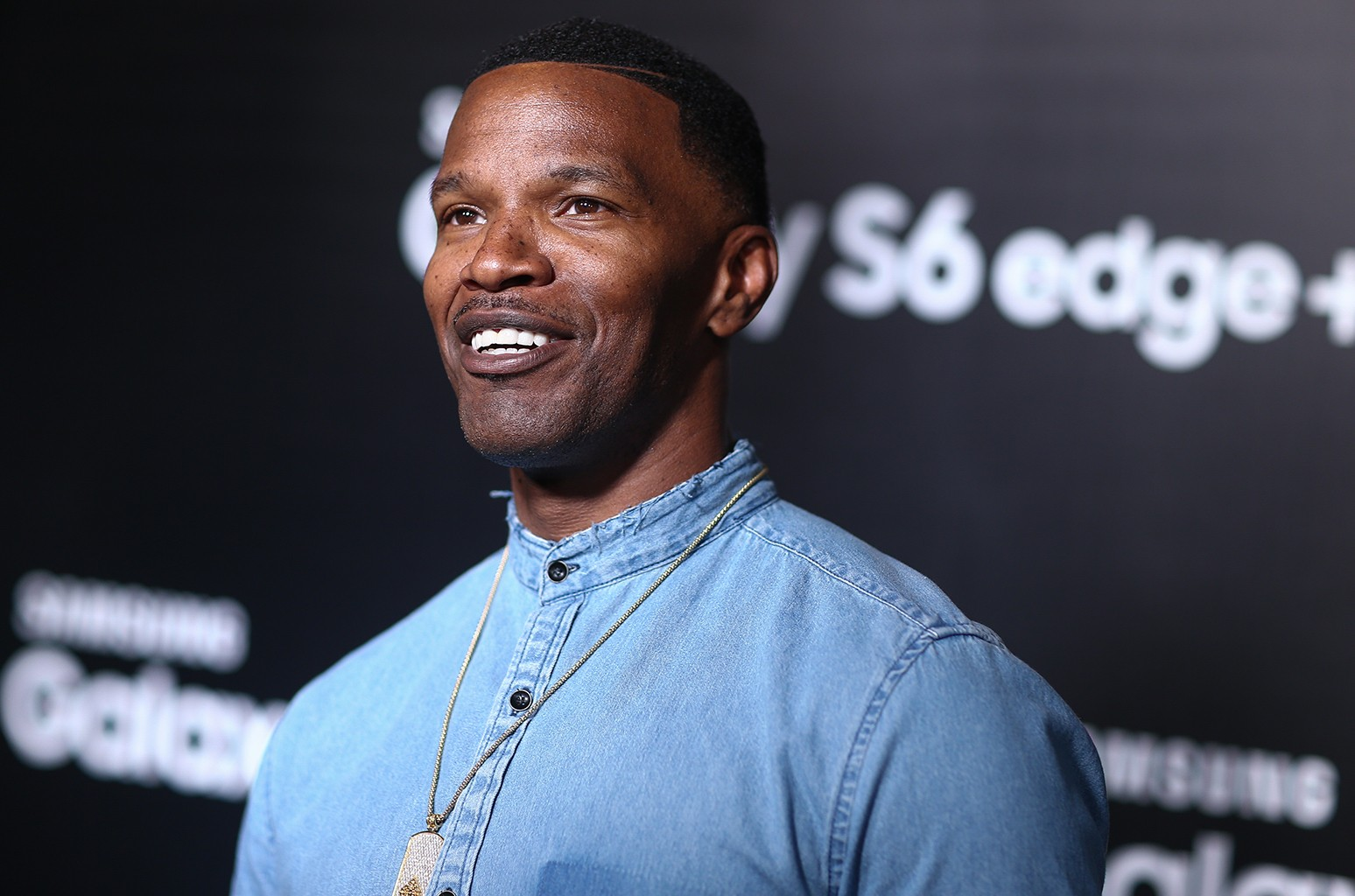 Jamie Foxx at The Lot Studios Aug. 18, 2015, in West Hollywood, Calif.