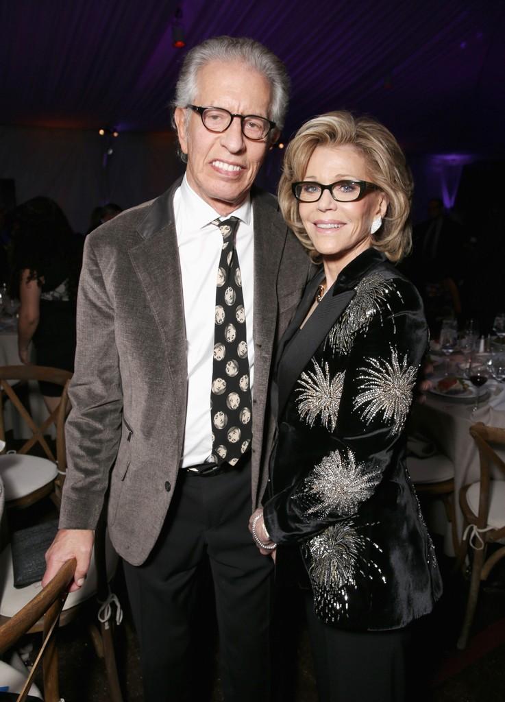 Richard Perry & Jane Fonda, 2016