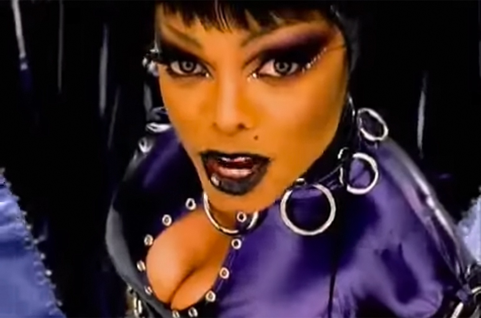 """Janet Jackson & Busta Rhymes, """"What's It Gonna Be"""""""