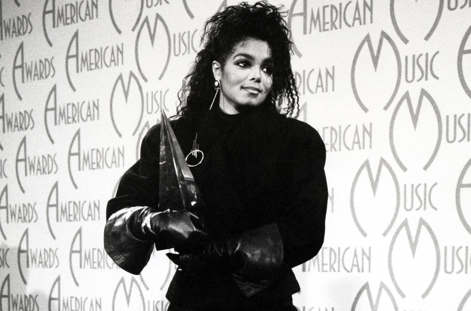Janet Jackson in 1987