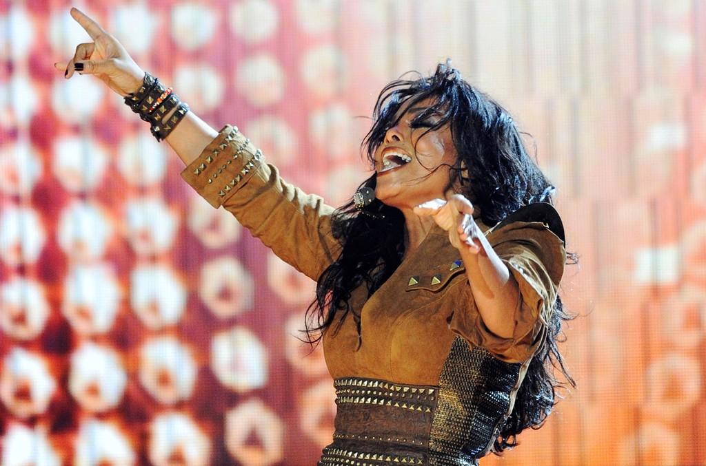 Janet Jackson, 2009