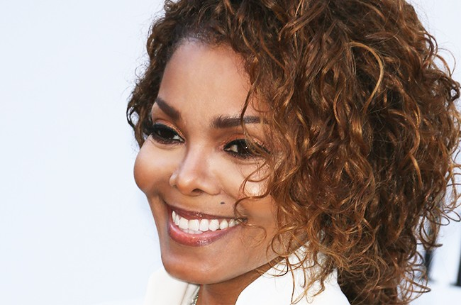 Janet Jackson amfAR' cannes 2013