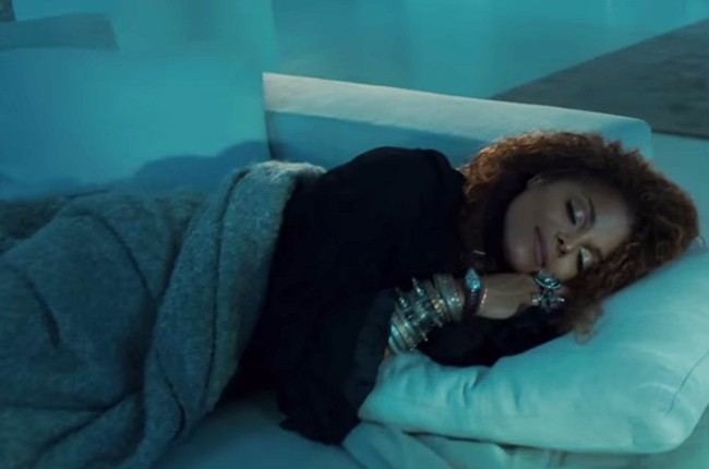 Janet Jackson No Sleep 2015