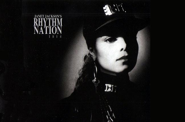 Rhythm Nation, 1989.