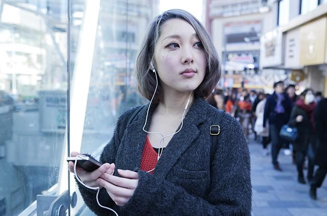 Music Smartphone Japan