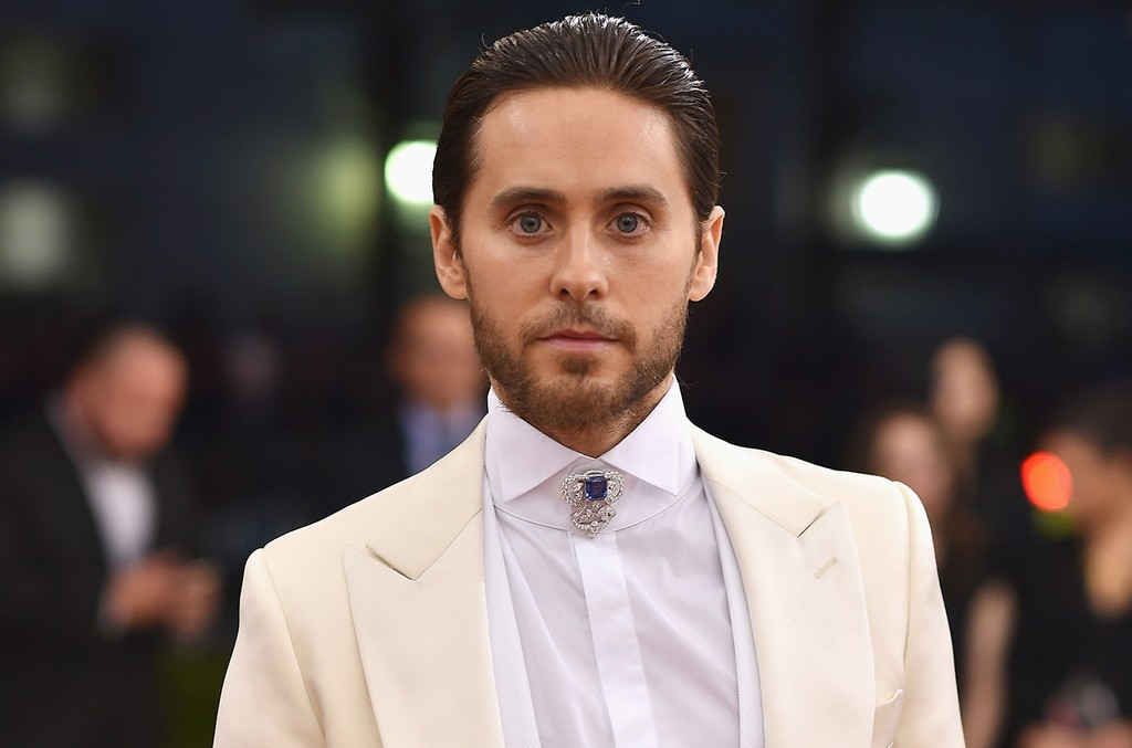 Jared Leto attends the 2016 Met Gala
