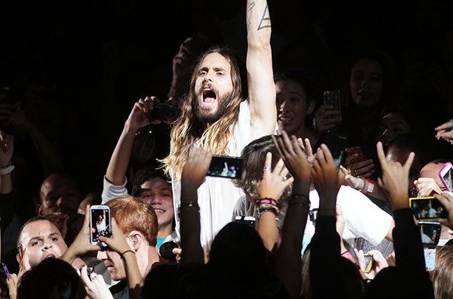 Thirty Seconds to Mars, 2014.
