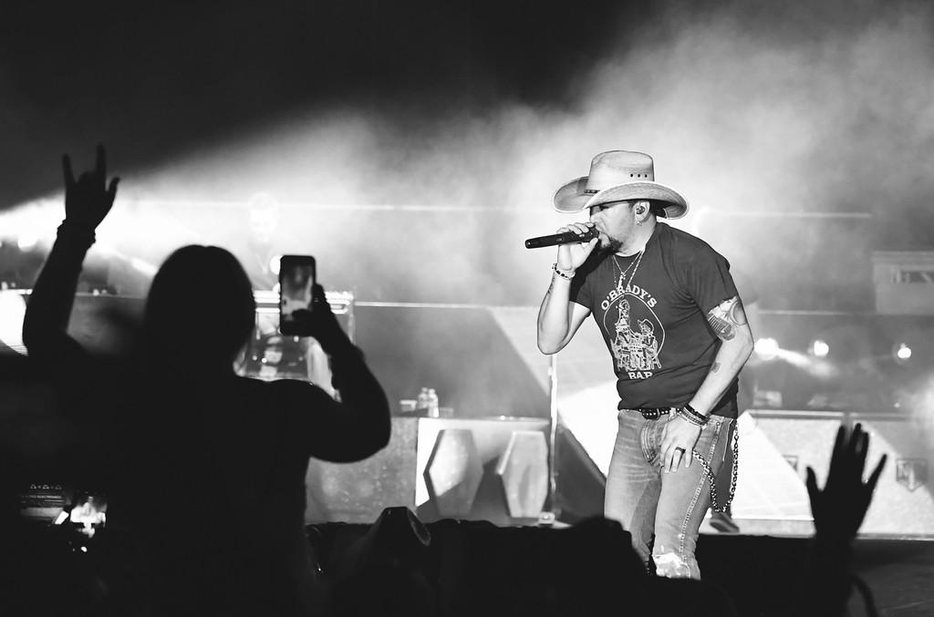 Jason Aldean, Route 91 Harvest country music festival