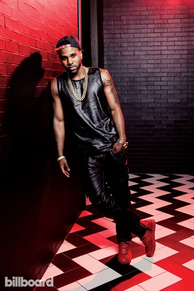 Jason Derulo for Billboard