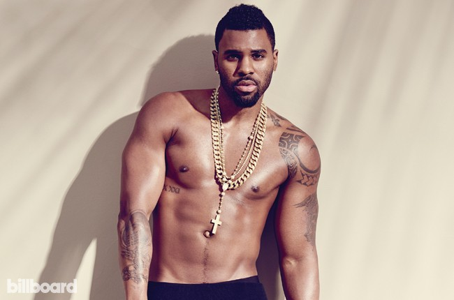 Jason Derulo photographed on May 6, 2015 in Los Angeles.