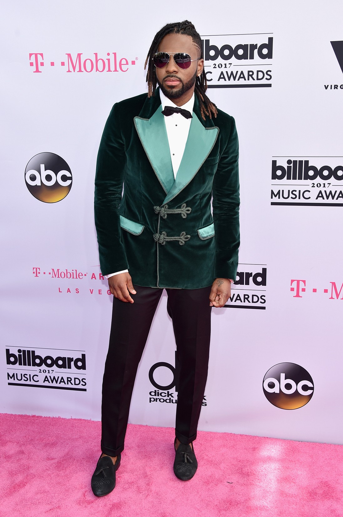Jason Derulo attends the 2017 Billboard Music Awards at T-Mobile Arena on May 21, 2017 in Las Vegas.