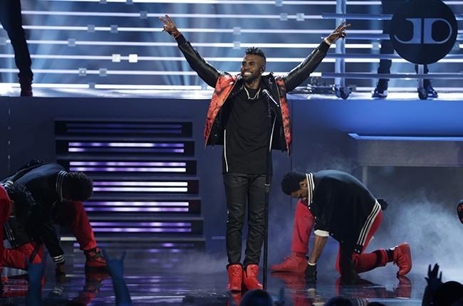 Jason Derulo People's Choice Awards