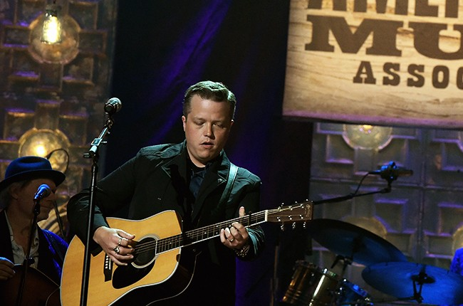 Jason Isbell performs onstage at the 13th annual Americana Music Association Honors and Awards