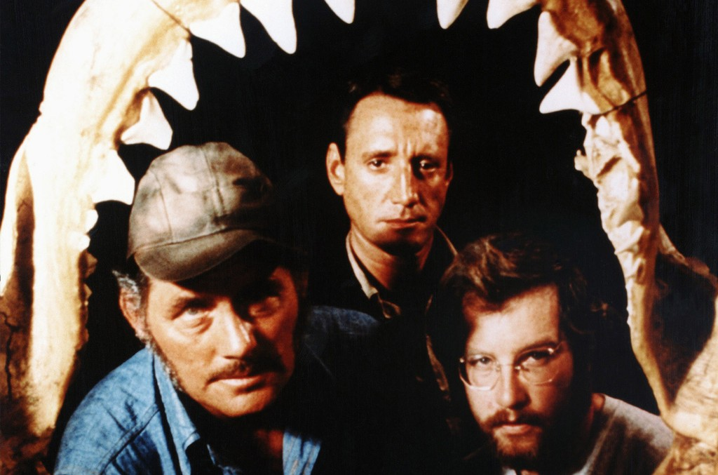Jaws in 1975