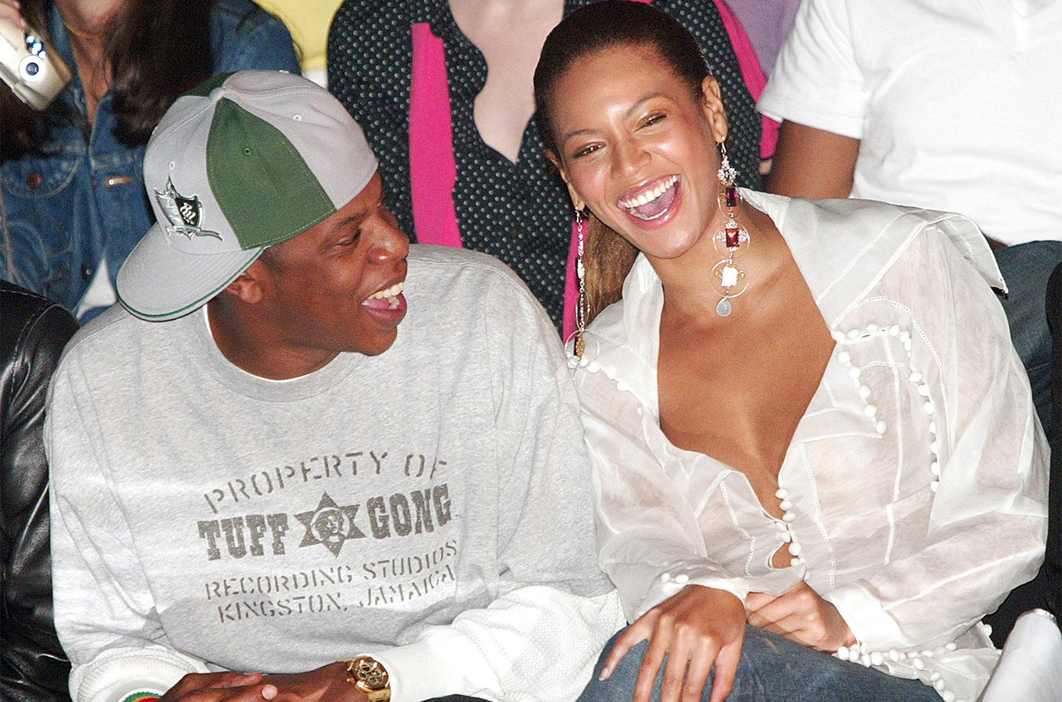 Jay Z and Beyonce, 2003