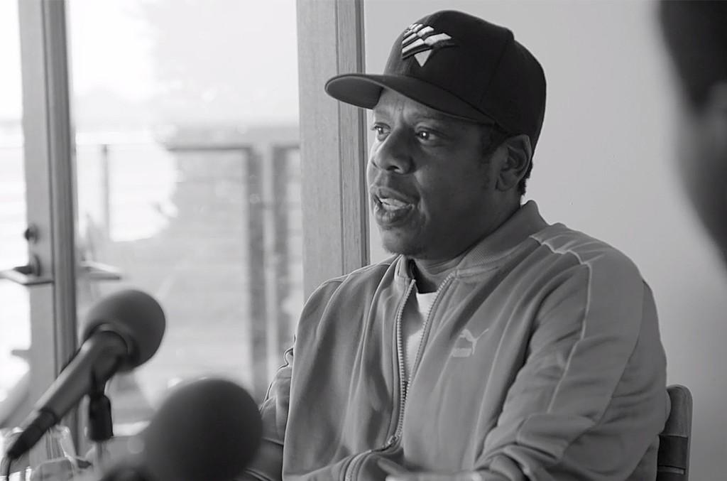 Jay-Z - Rap Radar on Tidal
