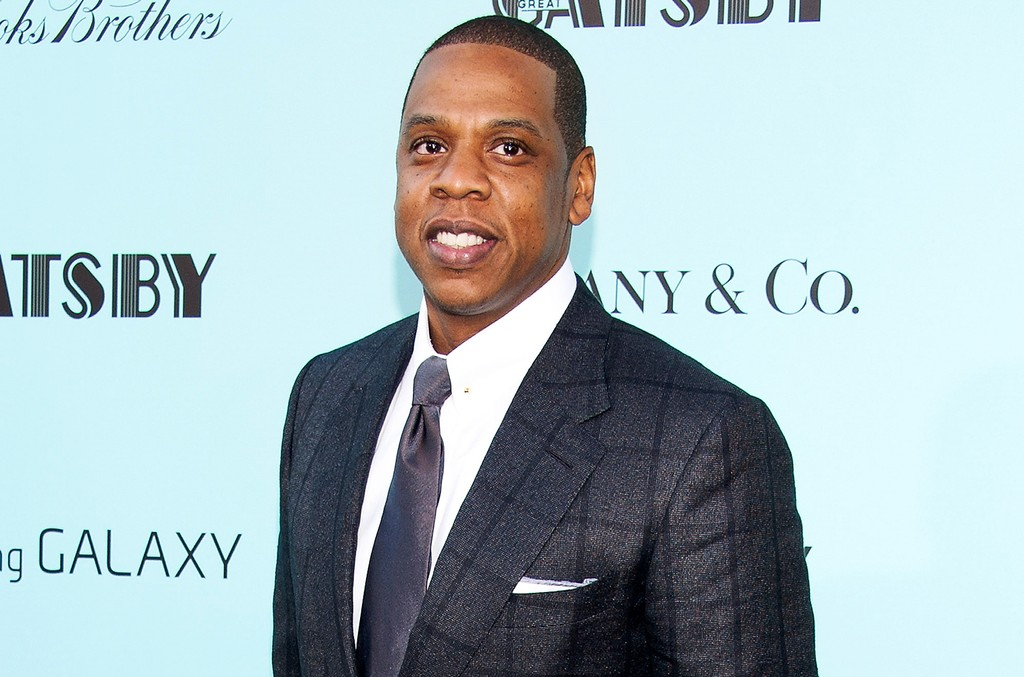 Jay-Z attends 'The Great Gatsby' world premiere at Alice Tully Hall at Lincoln Center on May 1, 2013 in New York City.