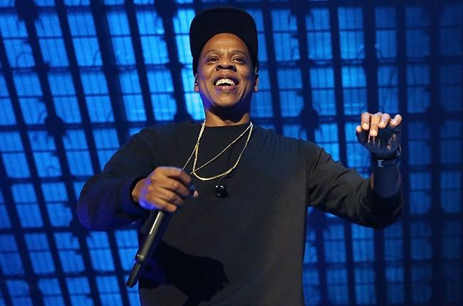 Jay Z tidal 2016