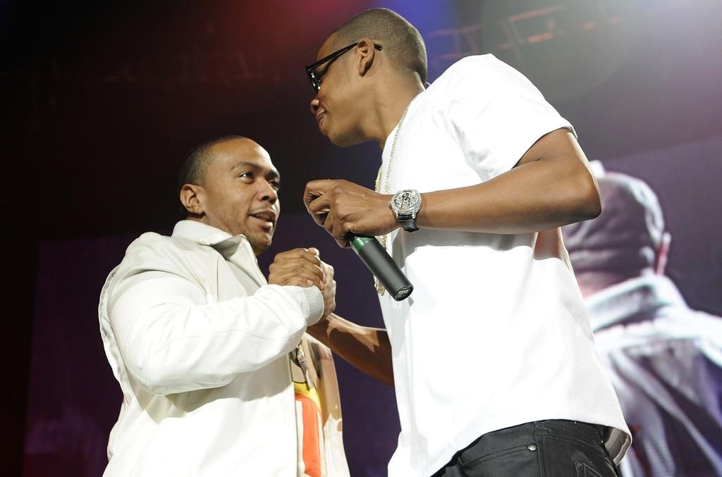 Jay Z Timbaland